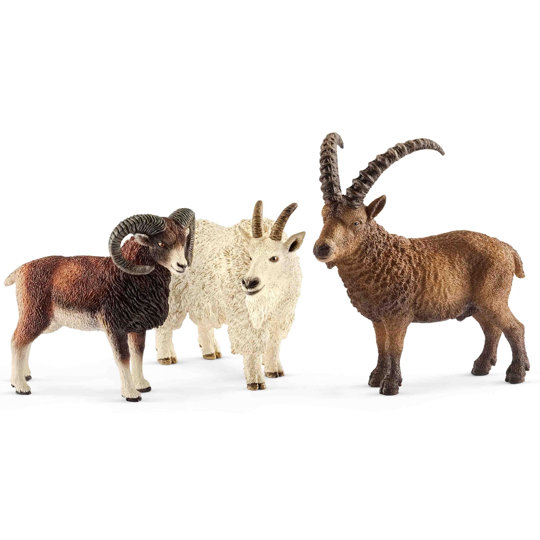 Купить Игровой набор - Животные гор, Schleich