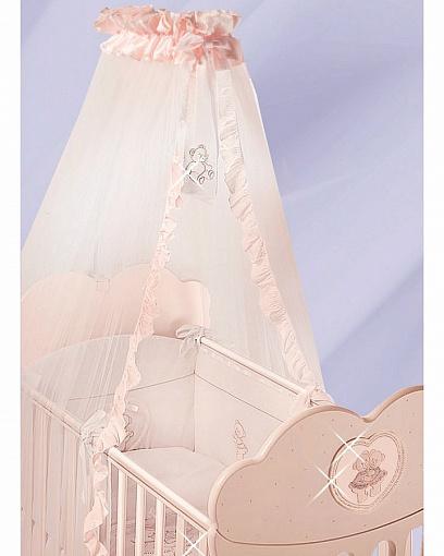 Балдахин Velo Chaton, RosaДетское постельное белье<br>Балдахин Velo Chaton, Rosa<br>