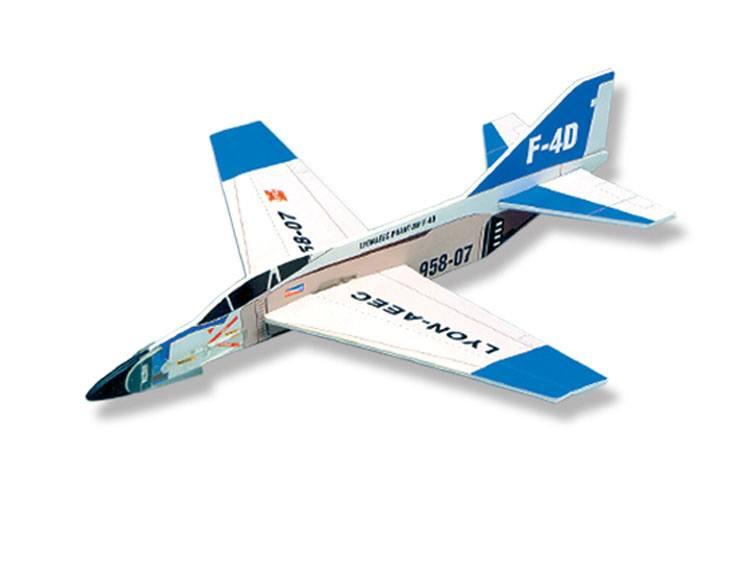 Купить Самолет планирующий - F-4D, Lyonaeec