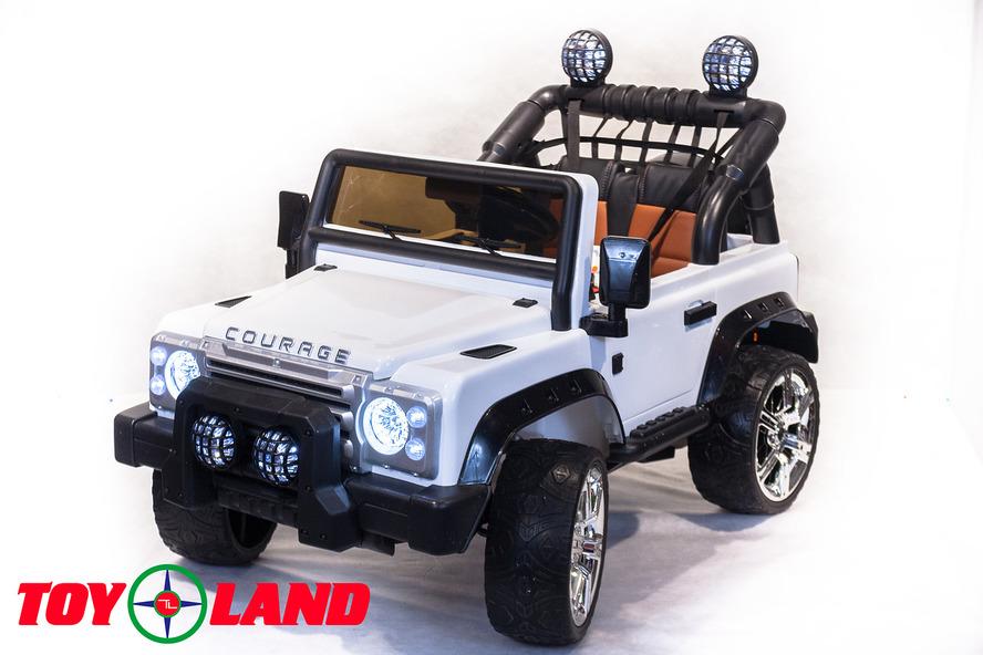 Электромобиль LR DK-F006, цвет – белыйЭлектромобили, детские машины на аккумуляторе<br>Электромобиль LR DK-F006, цвет – белый<br>