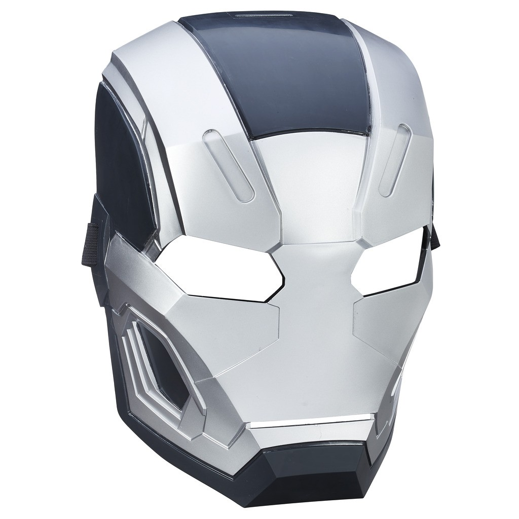 Маска из серии Marvel Первый мститель: Противостояние - Железный воительAvengers (Мстители)<br>Маска из серии Marvel Первый мститель: Противостояние - Железный воитель<br>