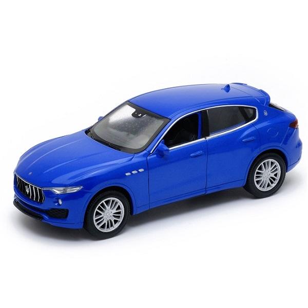 Купить Модель машины Maserati Levante, 1:33, Welly