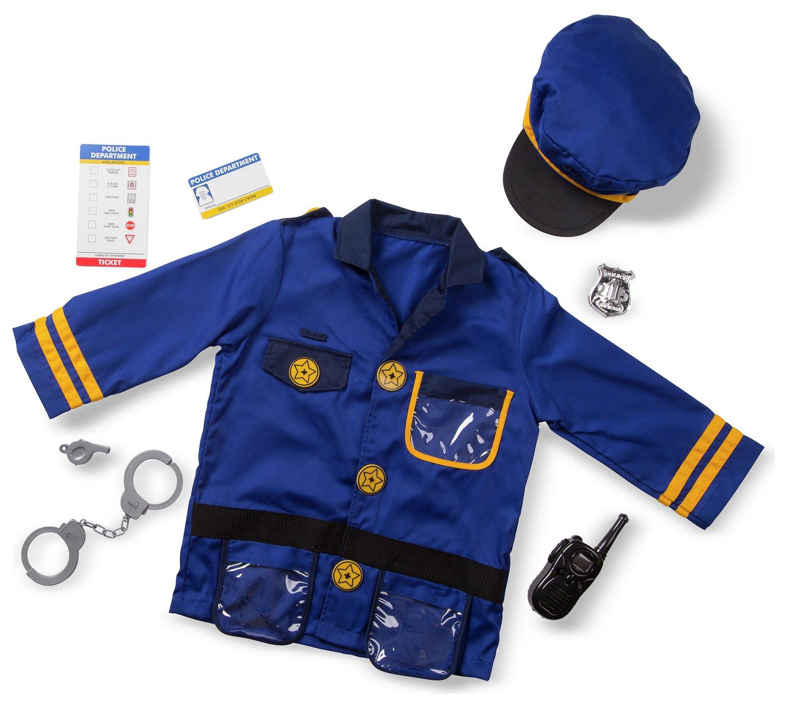 Маскарадный костюм «Полицейский» Melissa&Doug