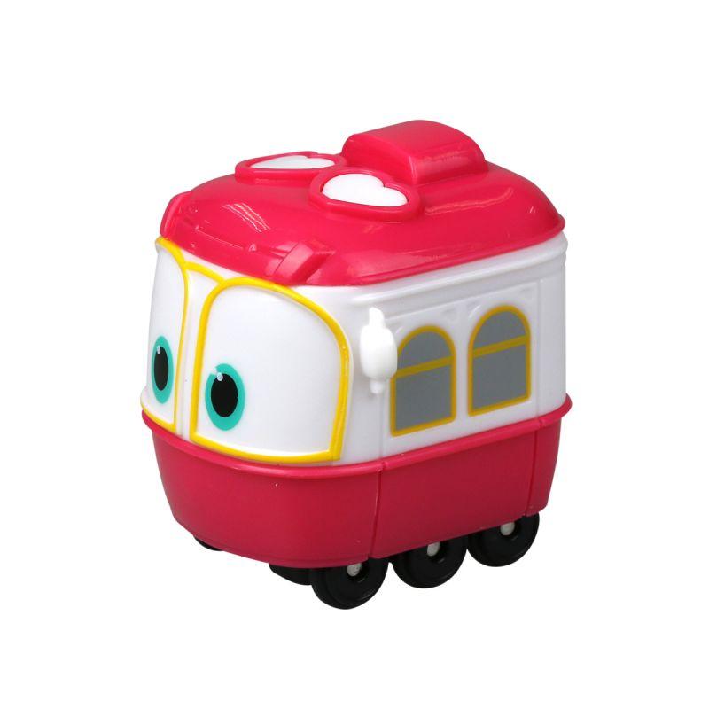 Паровозик Сэлли из серии Роботы-поезда, в блистереЖелезная дорога для малышей<br>Паровозик Сэлли из серии Роботы-поезда, в блистере<br>
