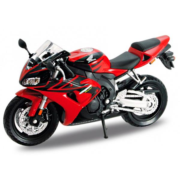 Купить Модель мотоцикла Honda CBR1000RR, 1:18, Welly