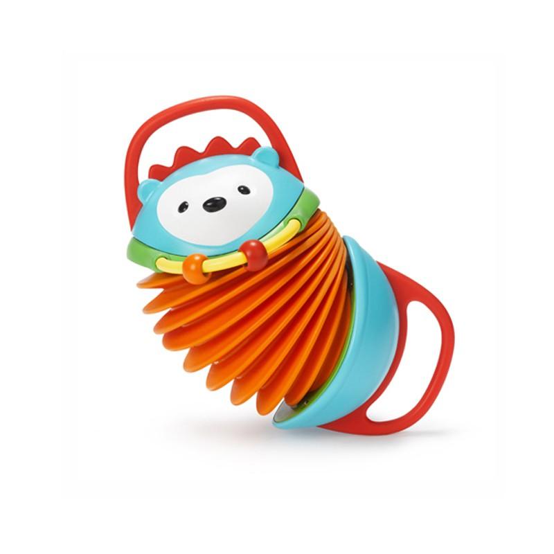 Развивающая игрушка Ежик-аккордеонДетские погремушки и подвесные игрушки на кроватку<br>Развивающая игрушка Ежик-аккордеон<br>