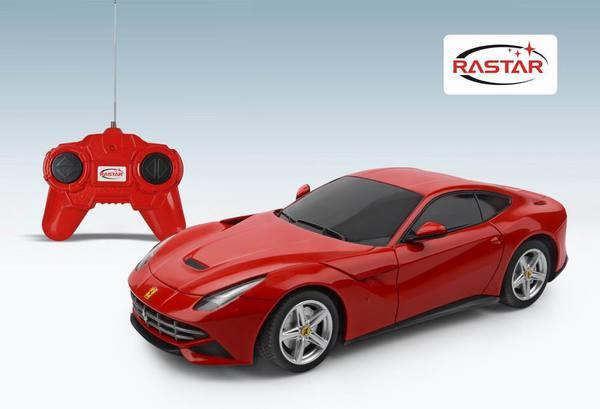 Радиоуправляемая машинка Ferrari F12, масштаб 1:24Машины на р/у<br>Радиоуправляемая машинка Ferrari F12, масштаб 1:24<br>