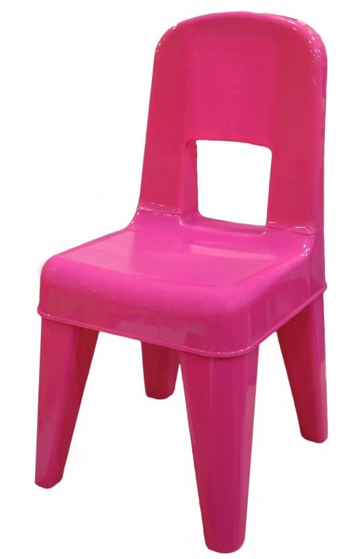 Стул детский - Я расту, розовыйИгровые столы и стулья<br>Стул детский - Я расту, розовый<br>