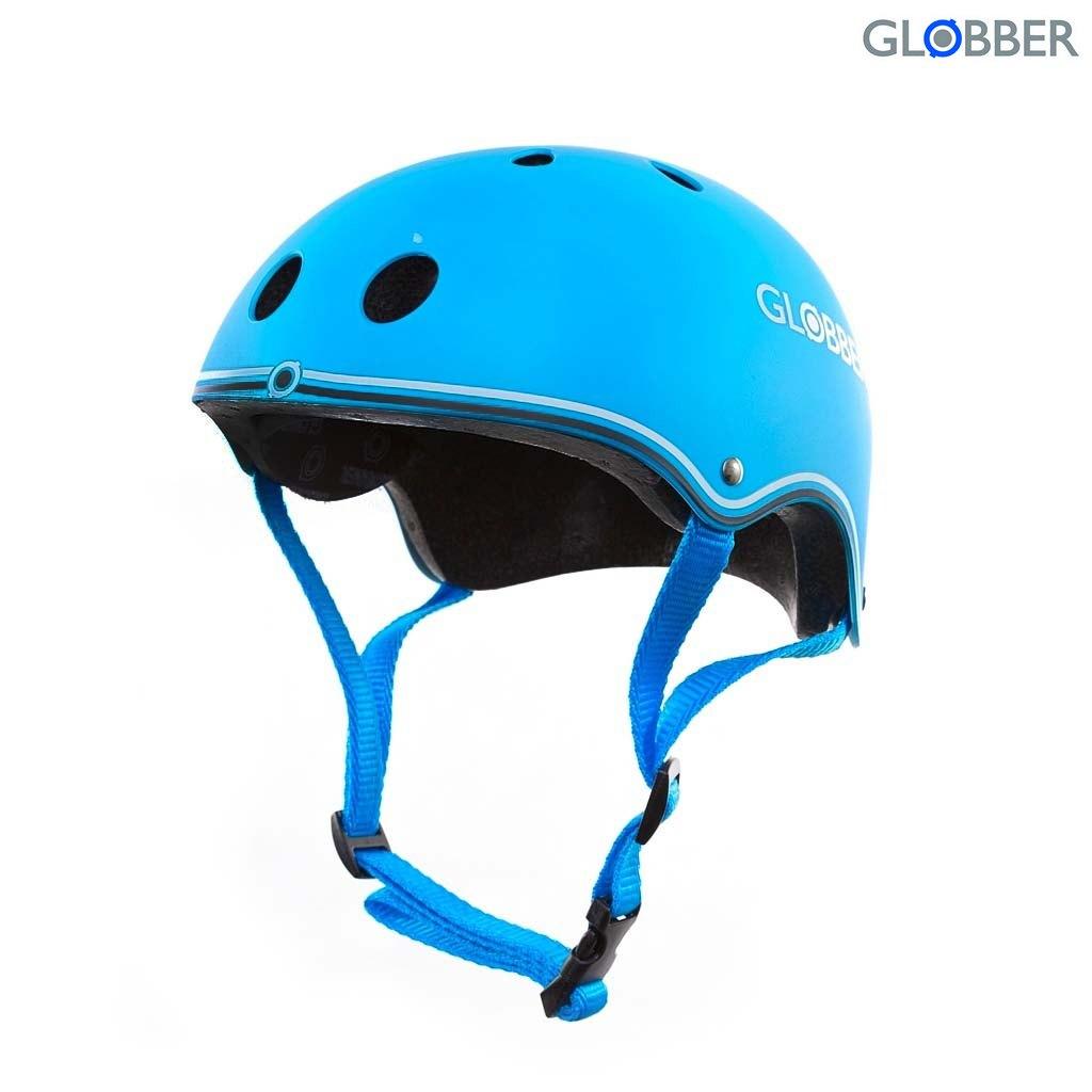Шлем - Globber Junior, sky blue, XS-S, 51-54 см