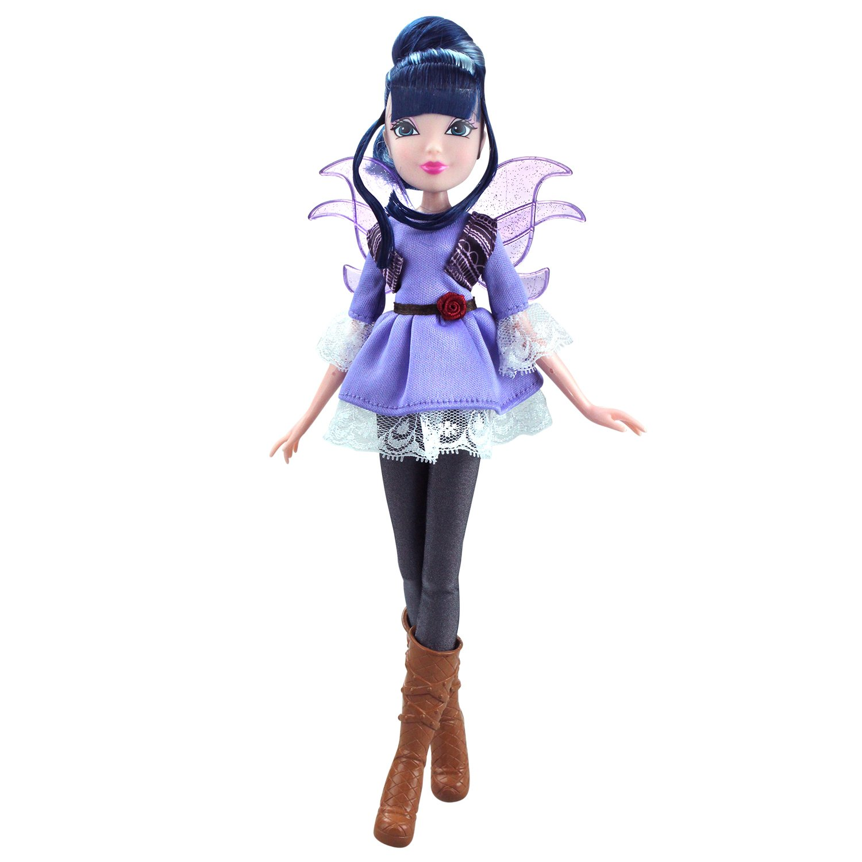 Купить Кукла Winx Club - Гламурные подружки - Муза, Rainbow