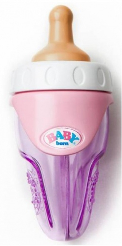 Бутылочка для куклы BABY born