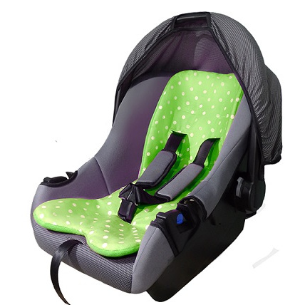 Чехол - вкладыш универсальный - Mini Color, зеленый, двухстороннийАксессуары для путешествий и прогулок<br>Чехол - вкладыш универсальный - Mini Color, зеленый, двухсторонний<br>