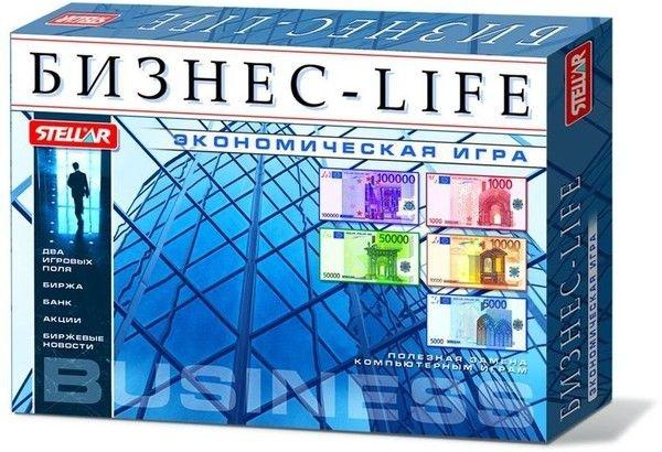Игра настольная №22 - Бизнес-LifeРазвивающие<br>Игра настольная №22 - Бизнес-Life<br>