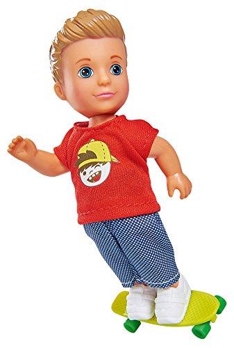 Кукла Тимми - скейтбордист, 12 смКуклы Еви<br>Кукла Тимми - скейтбордист, 12 см<br>