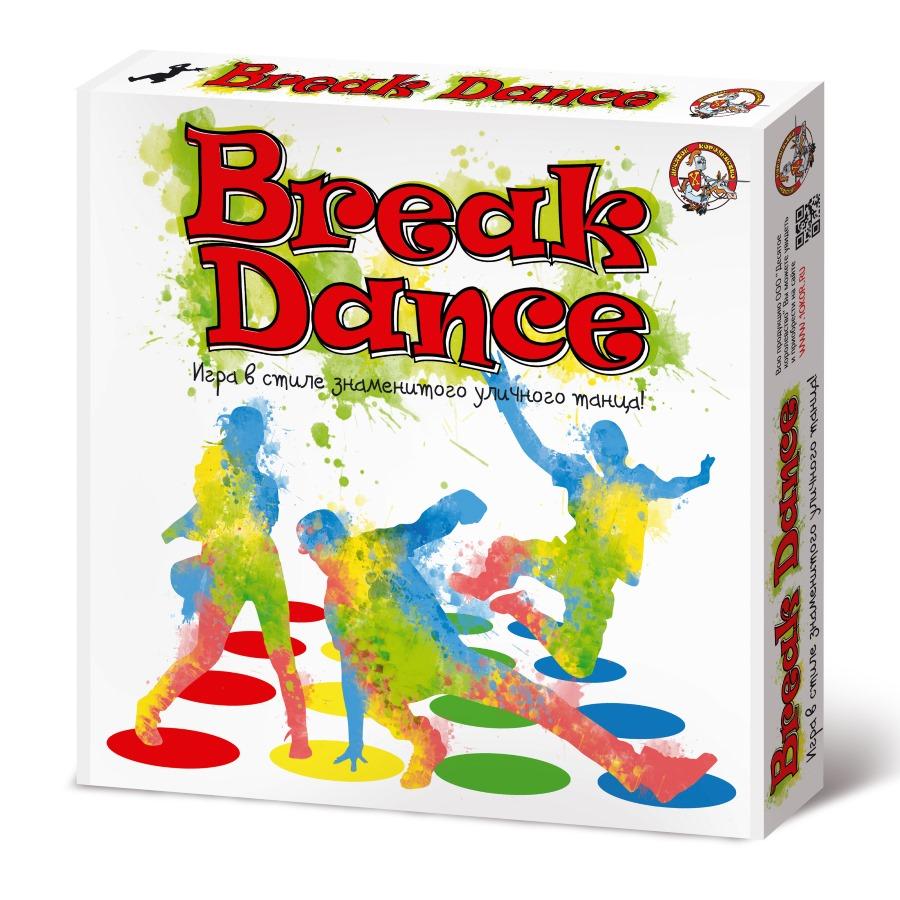 Игра для детей и взрослых Break DanceИгры для компаний<br>Игра для детей и взрослых Break Dance<br>