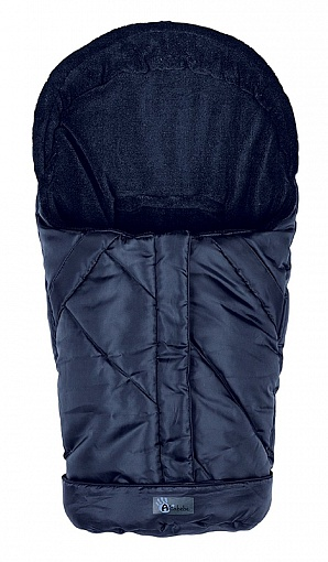Зимний конверт Nordic Pram &amp; Car seat, navy/blueЗимние конверты<br>Зимний конверт Nordic Pram &amp; Car seat, navy/blue<br>