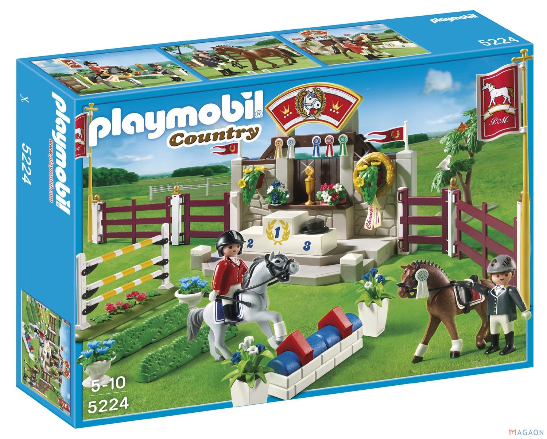 Игровой набор «Лошади. Манеж для выездки и конкура»Лошади <br>Игровой набор «Лошади. Манеж для выездки и конкура»<br>