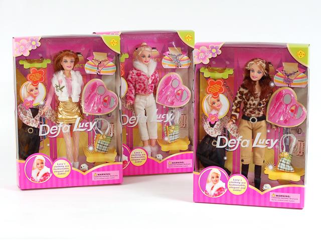 Кукла Defa с аксессуарами, 29 смКуклы Defa Lucy<br>Кукла Defa с аксессуарами, 29 см<br>