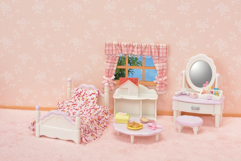 Набор Sylvanian Families - Спальня и туалетный столик