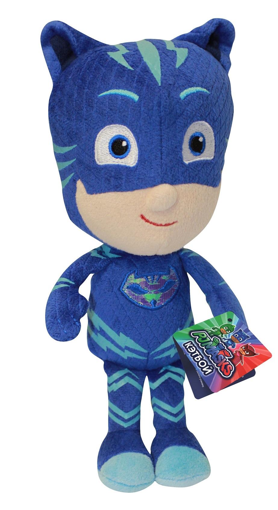 Мягкая игрушка Кэтбой из серии Герои в масках, 20 см.Герои в масках PJ Masks<br>Мягкая игрушка Кэтбой из серии Герои в масках, 20 см.<br>
