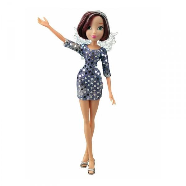Кукла из серии Winx Club - Диско TecnaКуклы Винкс (Winx)<br>Кукла из серии Winx Club - Диско Tecna<br>