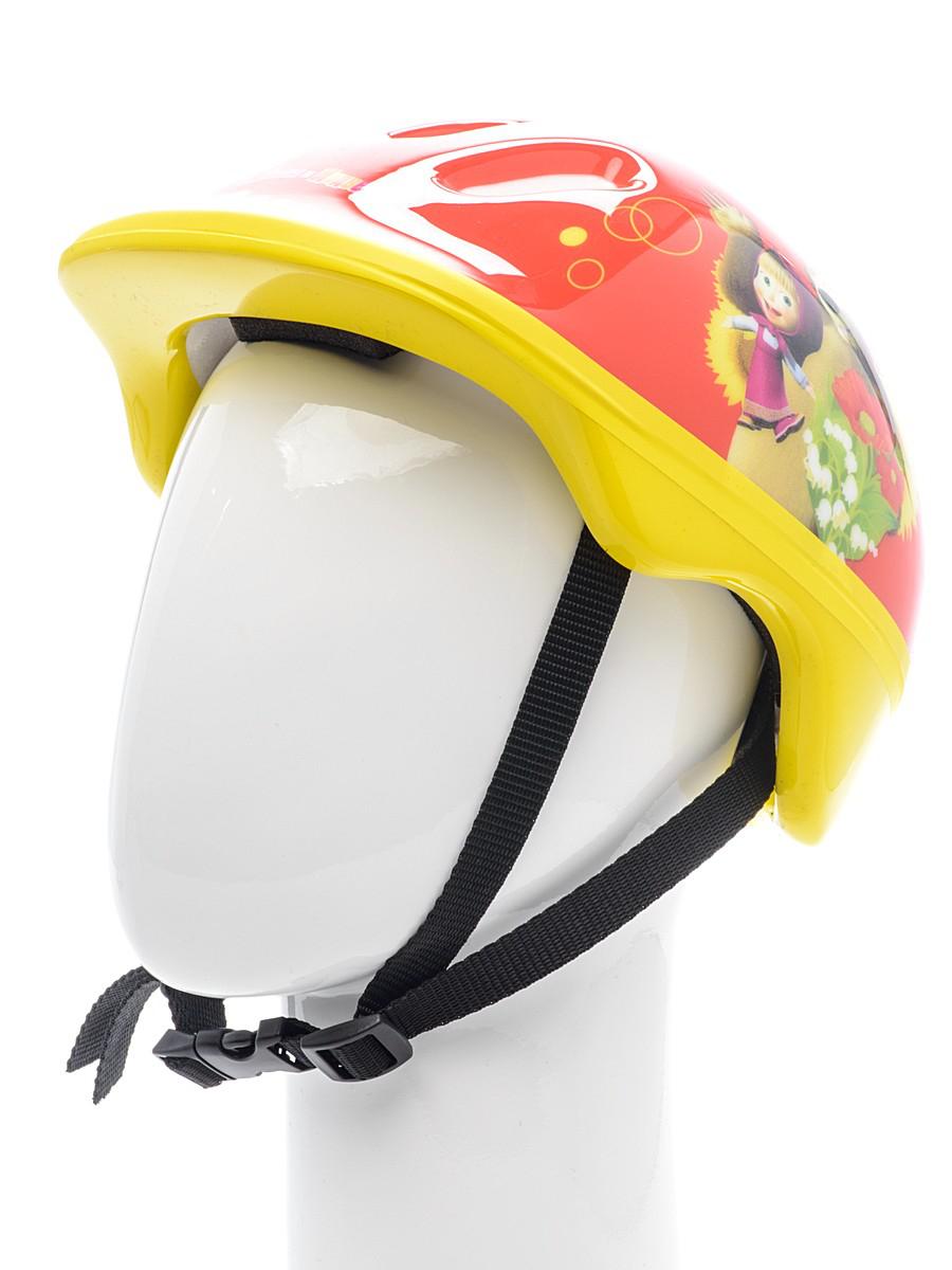 Next Защитный шлем из серии Маша и медведь, в пакете sim)