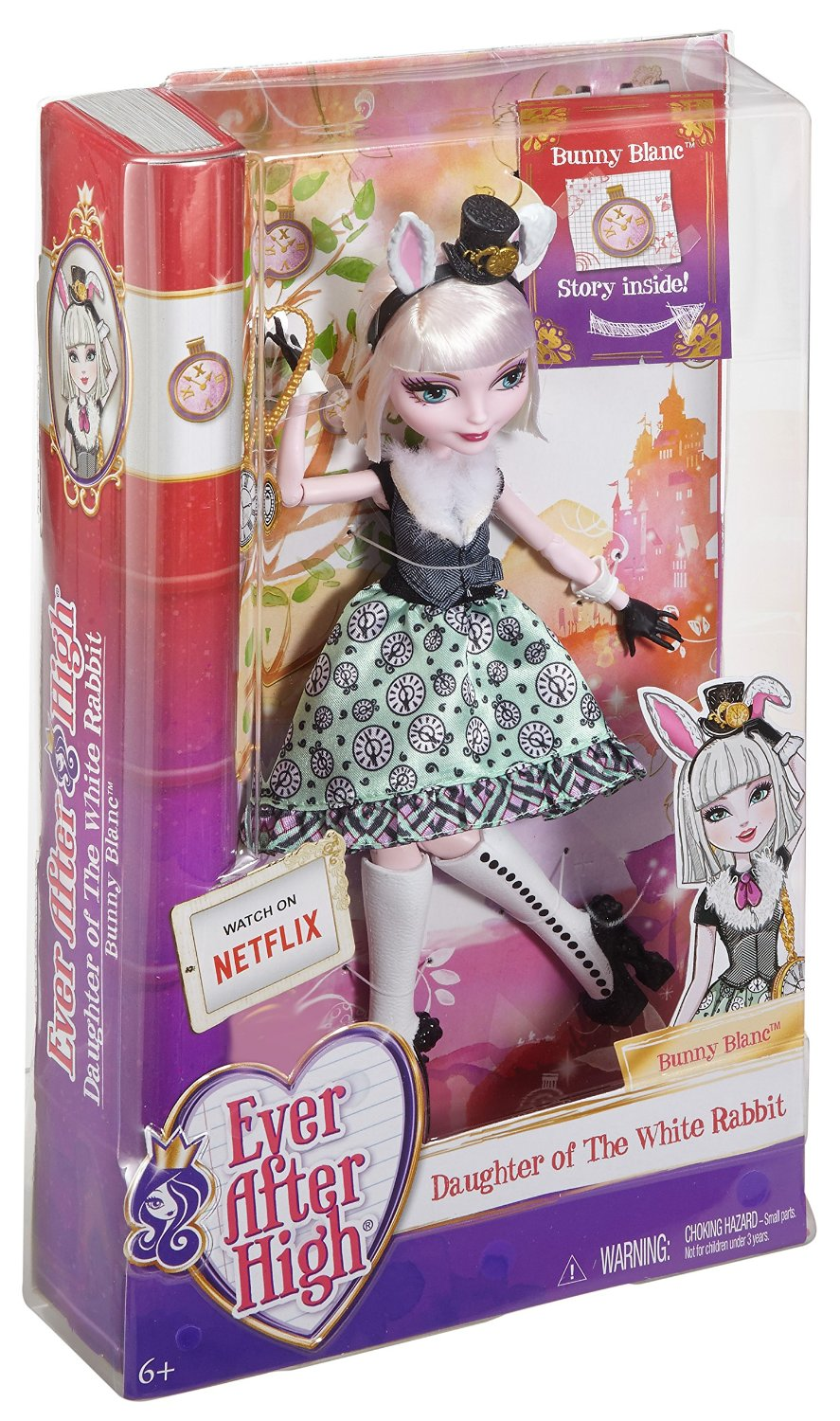 Кукла Ever After High - Банни Бланк