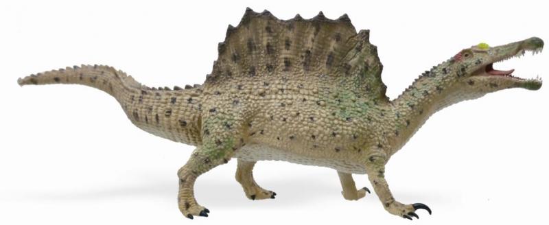 Фигурка Gulliver Collecta - Спинозавр ходящий, 23 смЖизнь динозавров (Prehistoric)<br>Фигурка Gulliver Collecta - Спинозавр ходящий, 23 см<br>