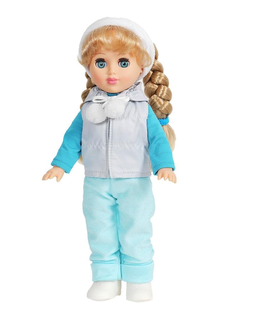 Кукла Алла 1, 30 смРусские куклы фабрики Весна<br>Кукла Алла 1, 30 см<br>