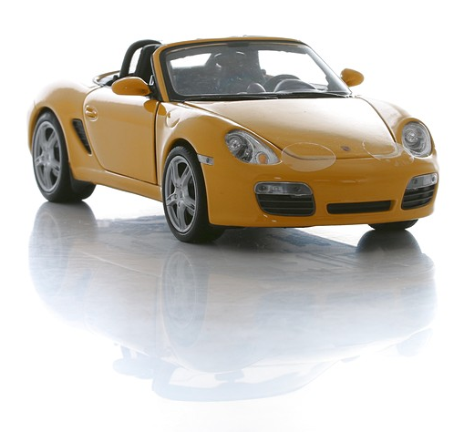 Машинка металлическая  Porsche Boxster S.convertible  - Машины, артикул: 9719
