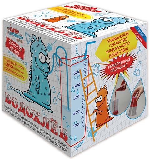 Мини-набор для экспериментов – Водохлеб
