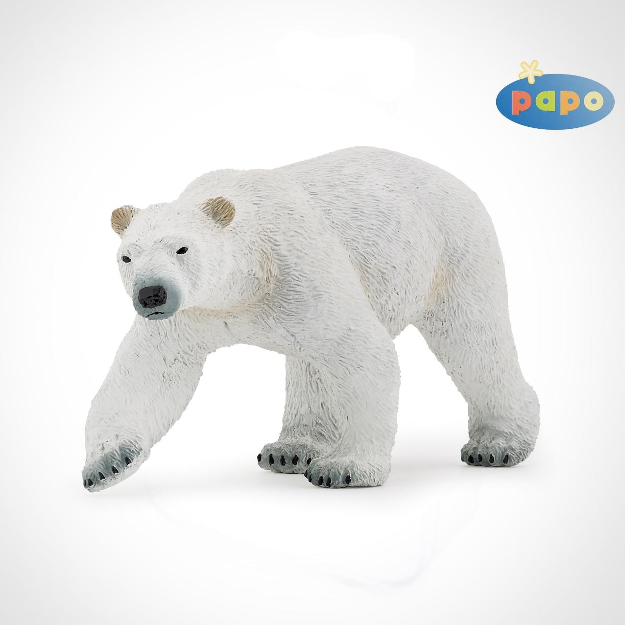 Фигурка - Полярный медведьДикая природа (Wildlife)<br>Фигурка - Полярный медведь<br>