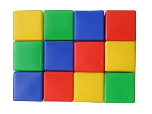 Выдувка. Набор кубиков 12 элементовКубики<br>Выдувка. Набор кубиков 12 элементов<br>
