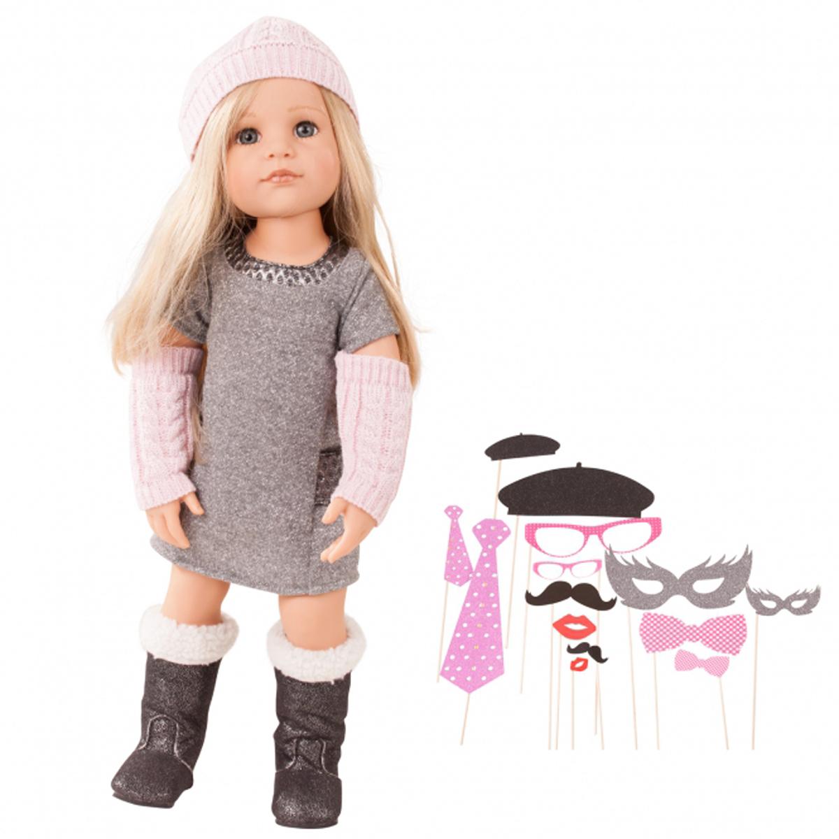 Кукла Ханна - Гламурная вечеринка, с аксессуарами Götz