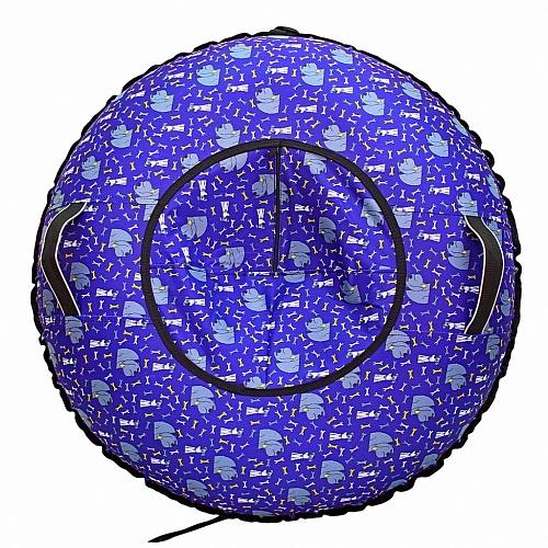 Санки надувные – Тюбинг Собаки Королевы, 100 см