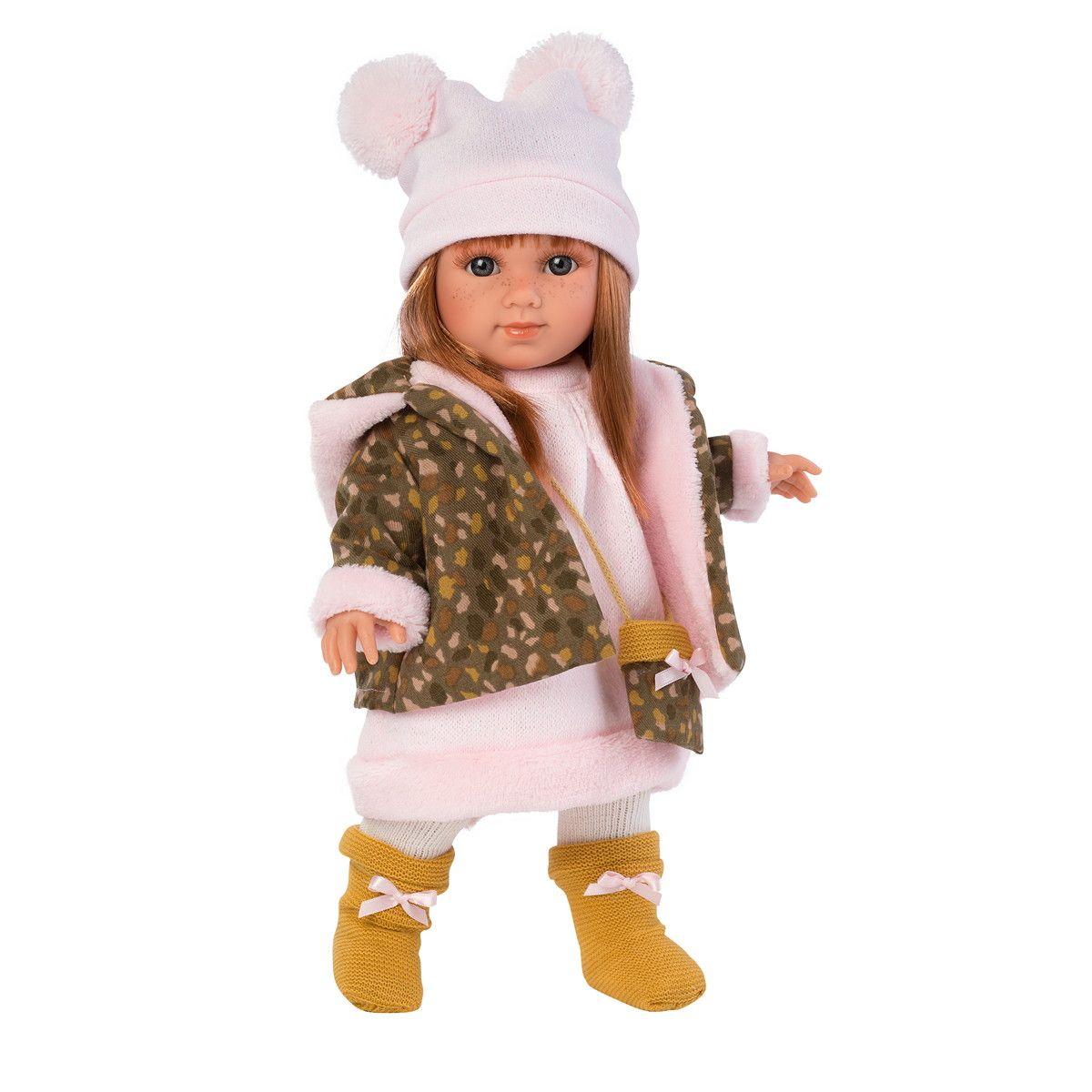 Купить Кукла Николь, 35 см, Llorens Juan