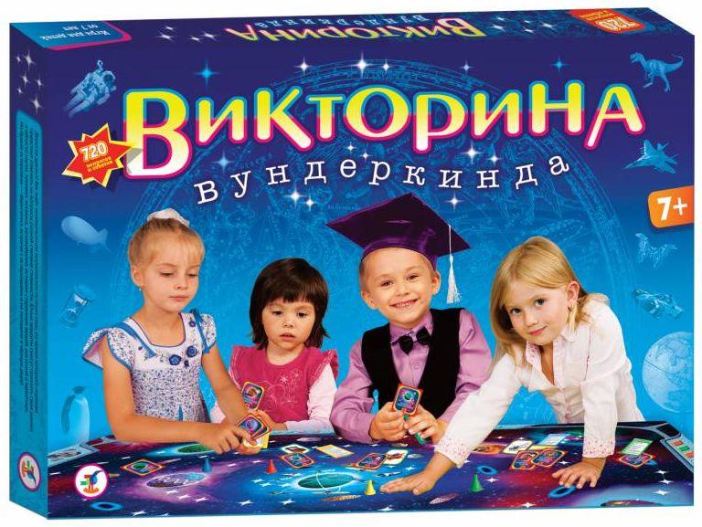 картинка Викторина вундеркинда от магазина Bebikam.ru