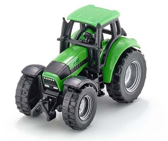 Купить Игрушечная модель - Трактор Deutz-Fahr Agrotron, 1:55, Siku