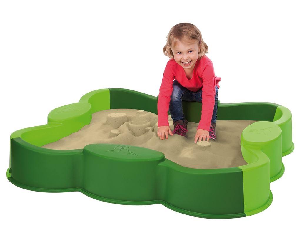 Песочница сборная, с сиденьями - Детские песочницы, артикул: 159713
