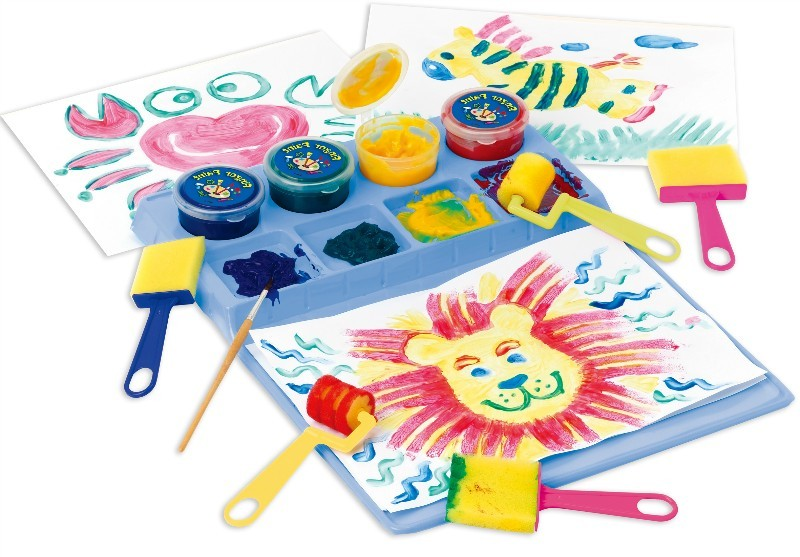 Игровой набор со штампами для рисованияНаборы для рисования<br>Игровой набор со штампами для рисования<br>
