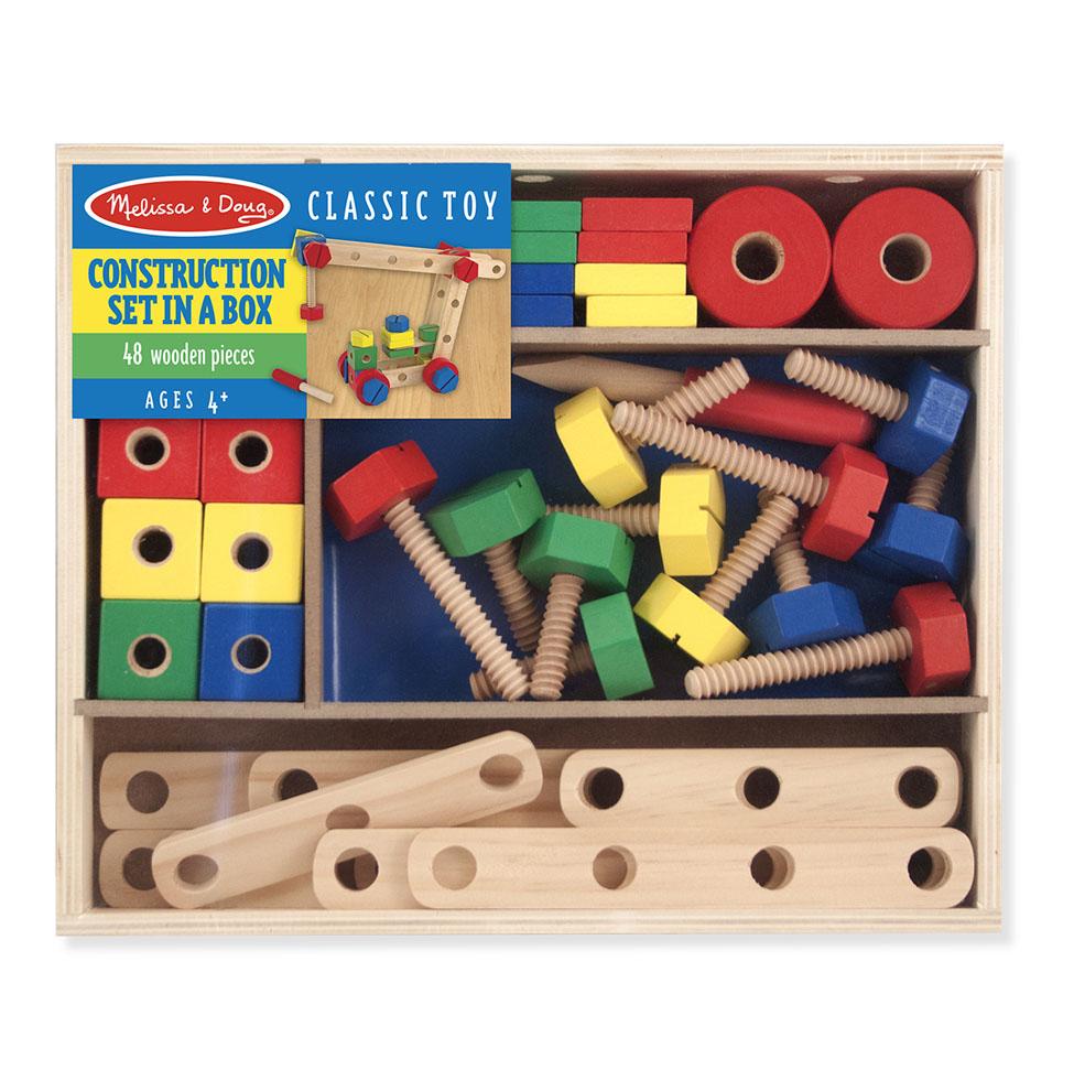 Классические игрушки — деревянный конструкторКубики<br>Классические игрушки — деревянный конструктор<br>