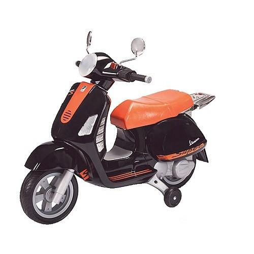 Детский электроскутер Vespa SpecialМотоциклы детские на аккумуляторе<br>Детский электроскутер Vespa Special<br>