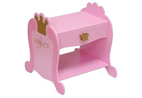 Прикроватный столик – Принцесса Princess Toddler Table - Игровые столы и стулья, артикул: 161526