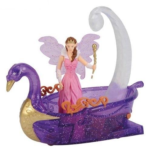 Фигурка в лодке из серии Magic Fairies со световыми эффектамиФеи<br>Фигурка в лодке из серии Magic Fairies со световыми эффектами<br>