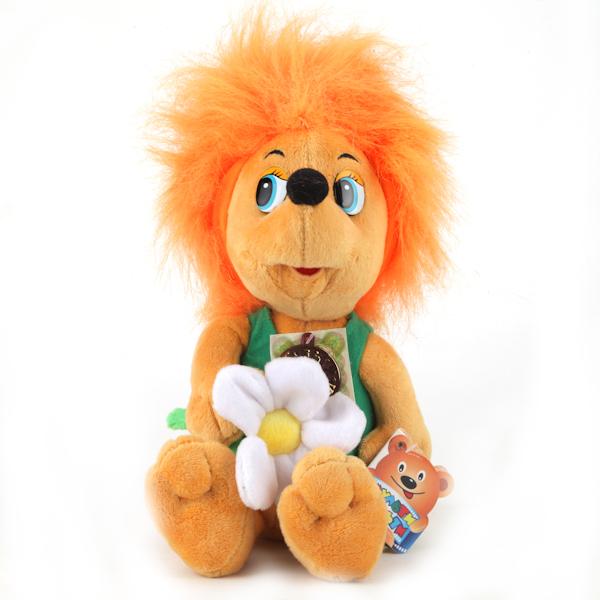 Купить Интерактивная мягкая игрушка - Ёжик из серии Трям, здравствуйте, озвученный, русский чип, 25 см., Мульти-Пульти