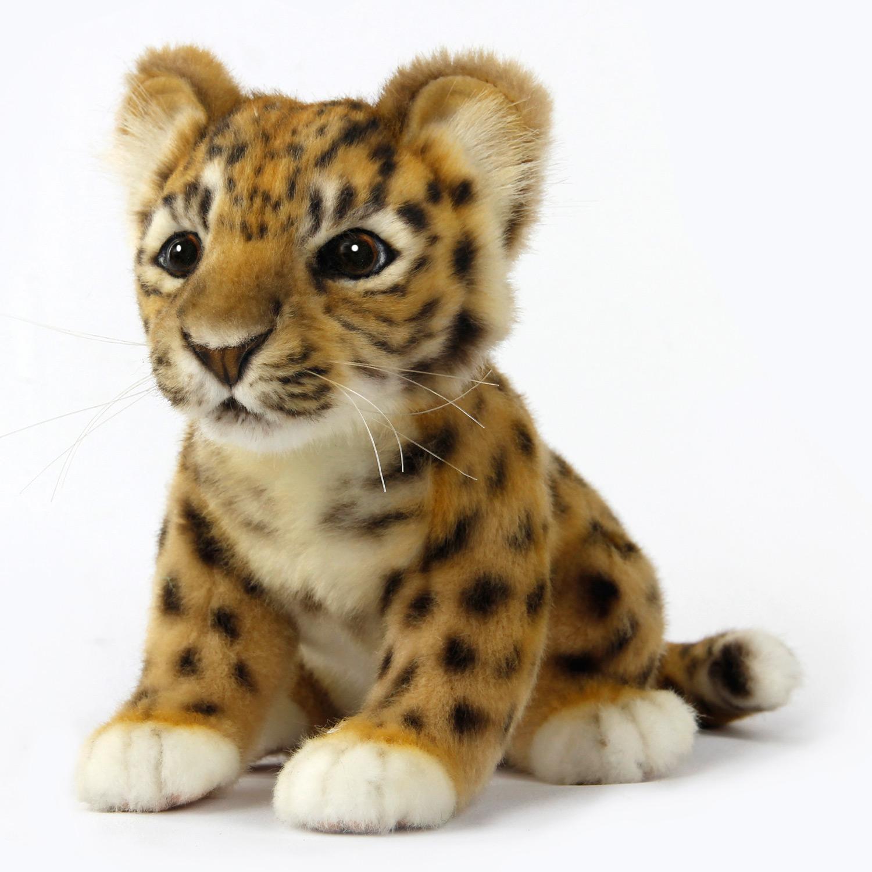 Купить Мягкая игрушка – Детеныш леопарда, 25 см, Hansa