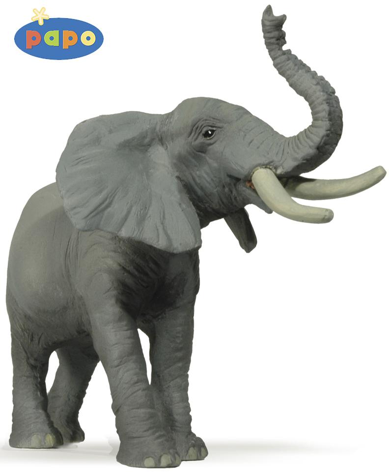 Купить Трубящий слон, Papo