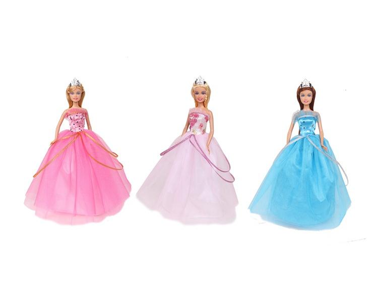 Кукла – Принцесса, с расческой