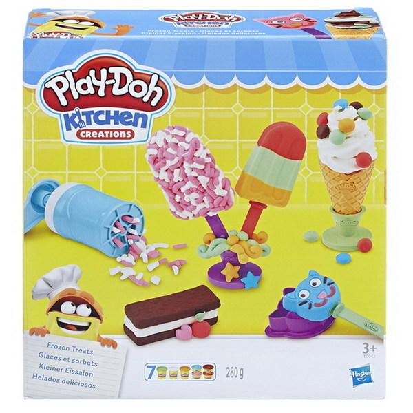Набор игровой из серии Play-Doh - Создай любимое мороженоеПластилин Play-Doh<br>Набор игровой из серии Play-Doh - Создай любимое мороженое<br>