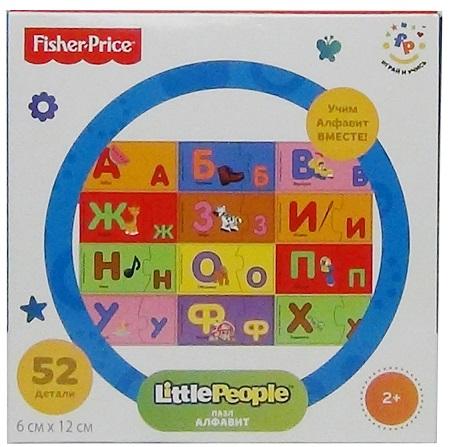 Пазл. Алфавит, цифры и фигурыПазлы до 100 элементов<br>Пазл. Алфавит, цифры и фигуры<br>